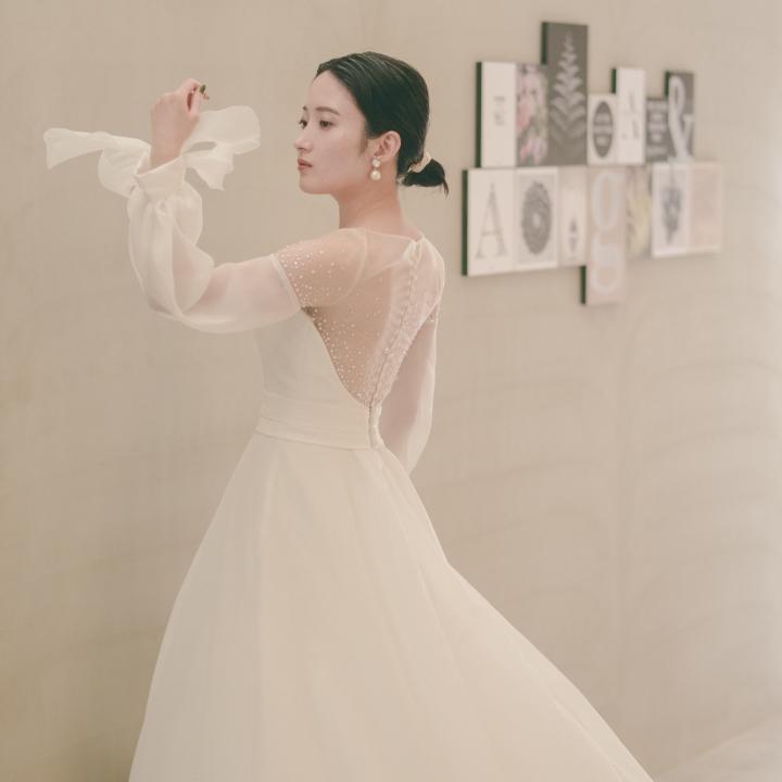 WEDDING DRESS ウエディングドレス