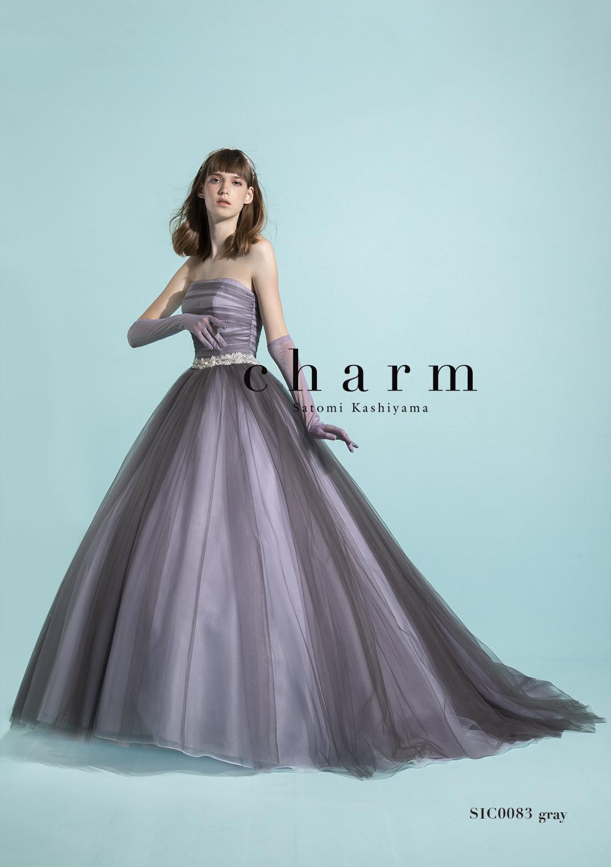 charm Satomi Kashiyama